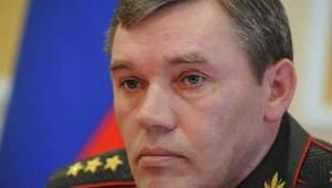 General-Colonel Gerasimov (photo: RIA Novosti / Sergey Pyatikov)