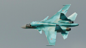 Su-34 (photo: Izvestiya / Dinar Shakirov)