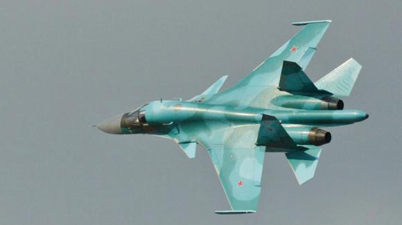 Su-34 (photo: Izvestiya / Dinar Shakirov)