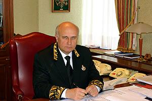 Auditor Aleksandr Piskunov