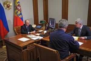 Putin Talks Air Forces