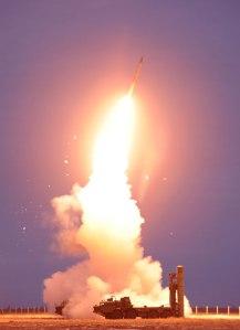 S-400 Test Firing (photo: Almaz-Antey)