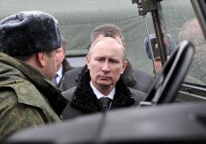 Vladimir Putin (photo: RIA Novosti / Aleksey Nikolskiy)