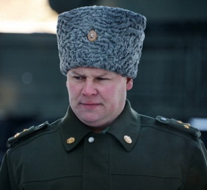 Colonel Valeriy Varentsov (photo: Krasnaya zvezda)
