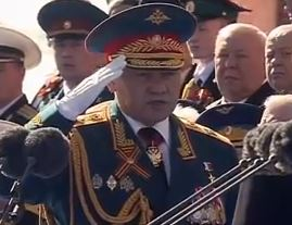 Shoygu Likes Things on a Soviet Scale
