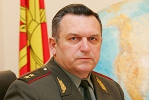 General-Colonel Nikolay Bogdanovskiy (Wearing Two Stars)