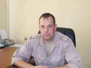 LTC Shelukhin (photo: Krasnaya zvezda)