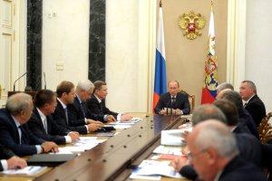Putin Addresses Session on GPV 2016-2025 (photo:  Kremlin.ru)