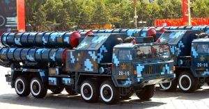 China's S-300, Whitewalls on a TEL?