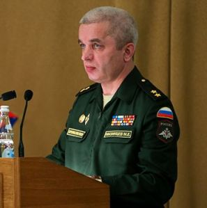 General-Lieutenant Mikhail Mizintsev (photo:  Mil.ru)