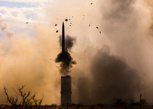 S-400 Firing (photo: Interfaks-AVN / Andrey Stanavov)