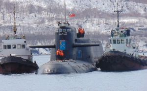 Podolsk Returning to Port in 2014 (photo: Eastern MD Press-Service)