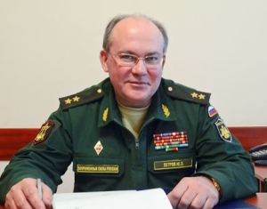 General-Lieutenant Yuriy Petrov (photo: Mil.ru)