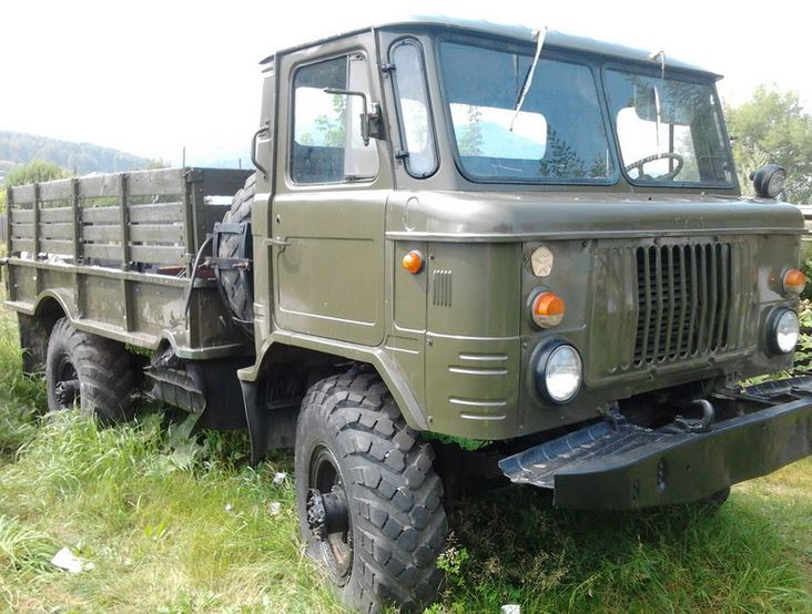 Hummer Models List >> GAZ-66 | Russian Defense Policy