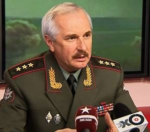 General-Colonel Viktor Goremykin