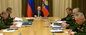 Putin at 15 May Meeting