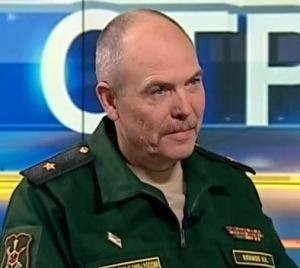 General-Major Igor Klimov
