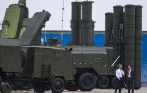 S-400s on Display (photo: ITAR-TASS / Sergey Bobylev)