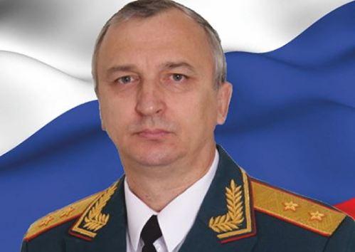 General-Lieutenant Sergey Kuralenko