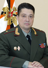 General-Major Aleksandr Chayko