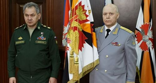 Shoygu and Korobov