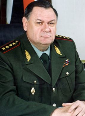 Army General Vladimir Anatolyevich Boldyrev