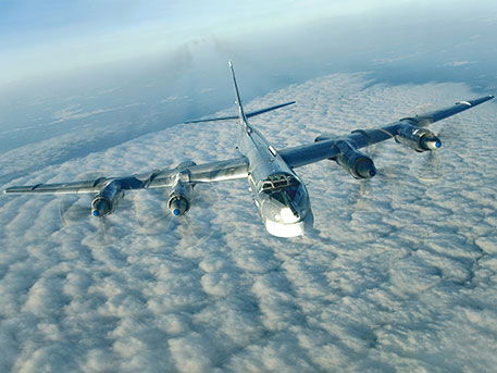 Tu-95 MS Bear (photo TVZvezda)