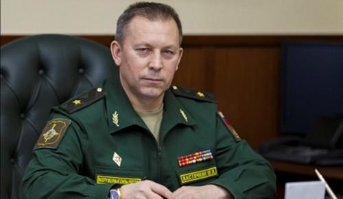 General-Major Lastochkin