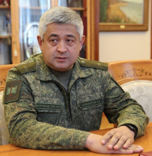 General-Major Yevgeniy Nikiforov