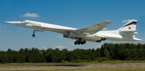 The fourth series Tu-160 Valentin Bliznyuk (photo PAO Tupolev)