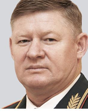 General-Colonel Serdyukov