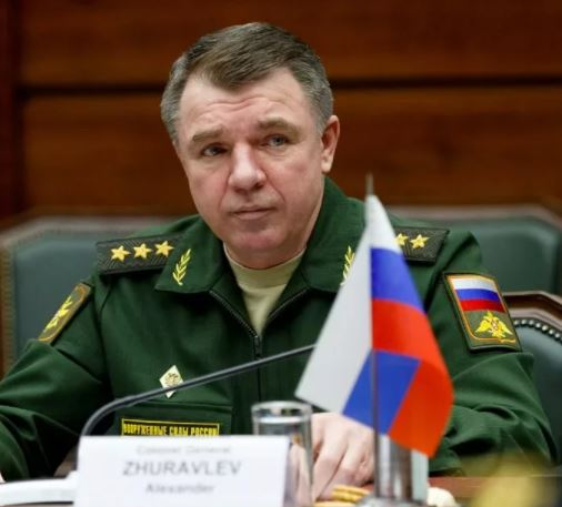 General-Colonel Zhuravlev