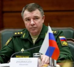 General-Colonel Zhuravlev