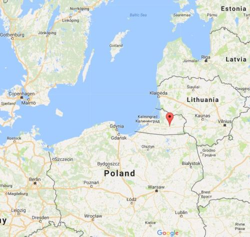 Iskander-M SRBMs in Kaliningrad can reach targets throughout Poland, the Baltic states, even southern Sweden