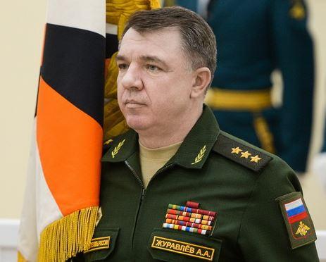 General-Colonel Aleksandr Zhuravlev