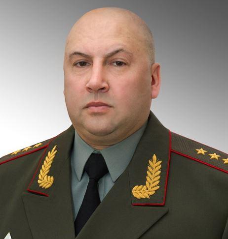 General-Colonel Sergey Surovikin