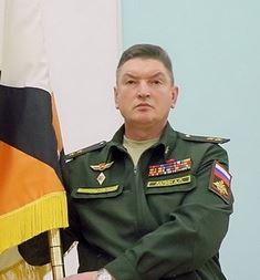 General-Lieutenant Aleksandr Lapin
