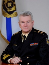 Nikolay Yevmenov as a vice-admiral