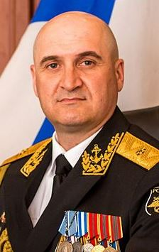 Vice-Admiral Igor Osipov