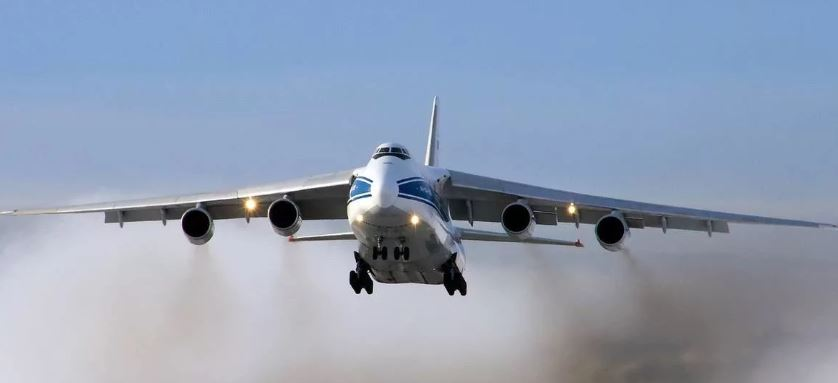 An Endangered Species the An-124