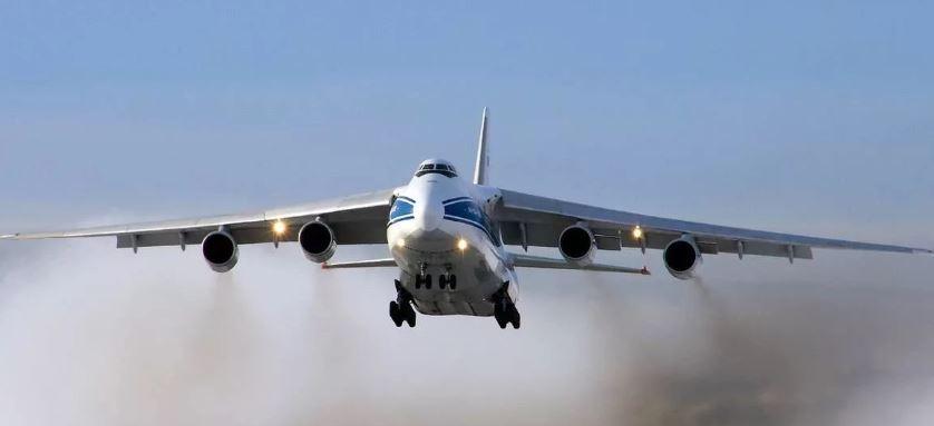 An Endangered Species the An-124