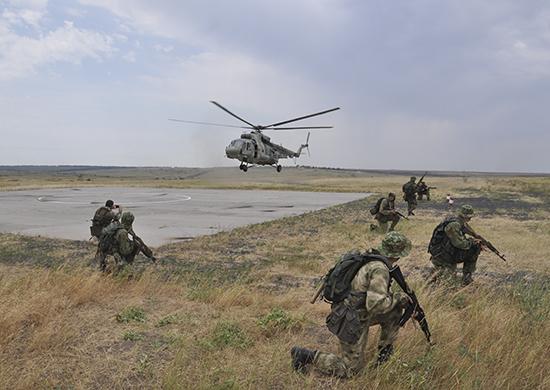 An airmobile group