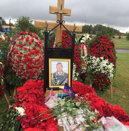 general-lieutenant asapov's grave