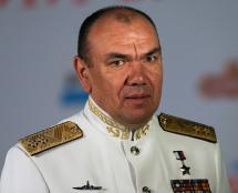Admiral Aleksandr Moiseyev