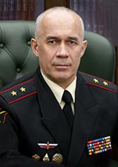 General-Lieutenant Yevgeniy Burdinskiy