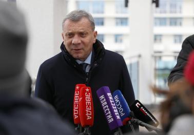 Yuriy Borisov