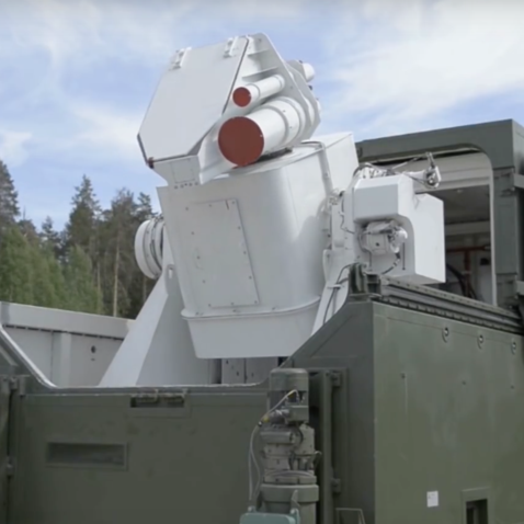 Russian Peresvet laser for point defense of ICBM bases