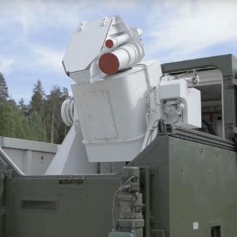 Russian Peresvet laser for point defense of ICBM bases
