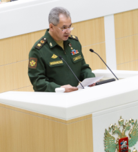 Shoygu in the FC